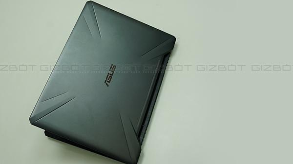 Asus TUF Gaming FX505G laptop review