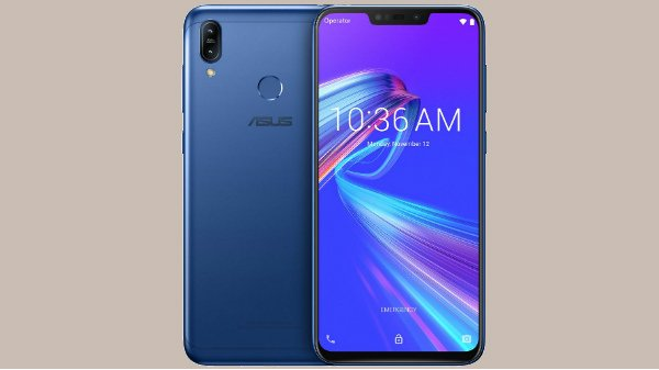 Asus ZenFone Max M2 first sale to go live at 12PM on Flipkart