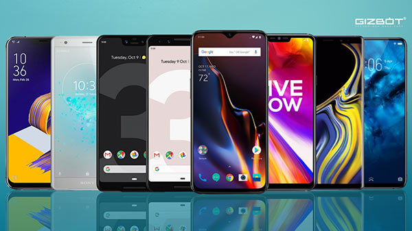Best high-end smartphones launched in 2018