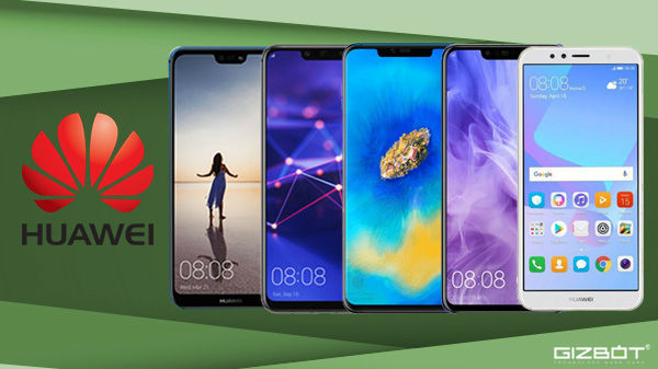 Best Huawei camera smartphones launched in 2018