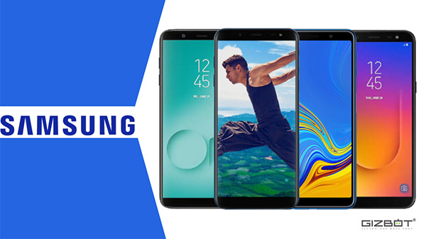 Best Samsung Smartphones that announced in 2018