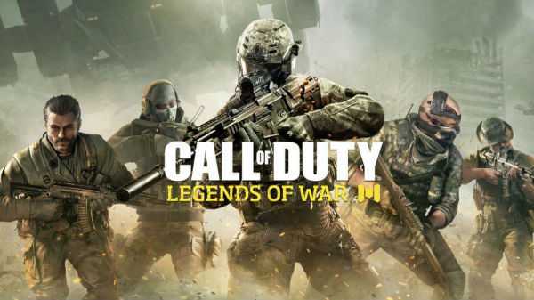Tencent Games launches Call of Duty: Legends of War on Android devices