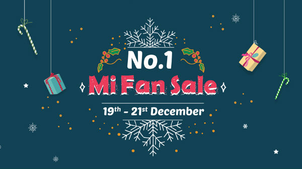 No 1 Mi Fan Sale last day: Grab the Xiaomi products at best price