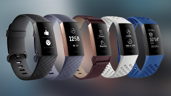 Fitbit Charge 3 with OLED display panel launched in India