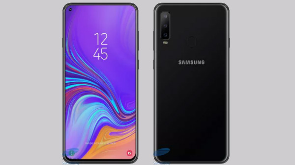 Samsung Galaxy A8s appears on TENNA ahead of December 10 launch