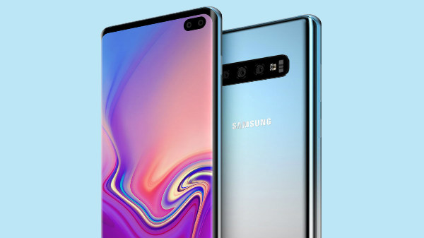 Samsung Galaxy S10+ leaked image renders suggests four rear cameras