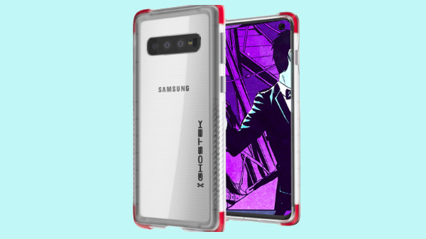 Samsung Galaxy S10 leaked case render shows thin bezels and more