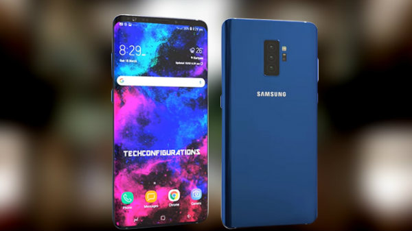 Samsung Galaxy S10 to feature a different display hole