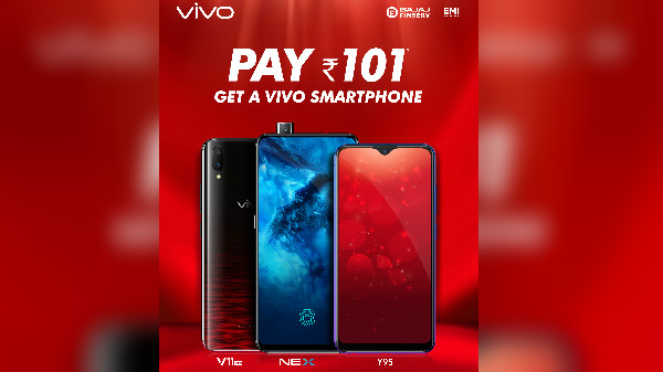 c7efe6700a8 Get a new Vivo smartphone for Rs 101 under New Phone