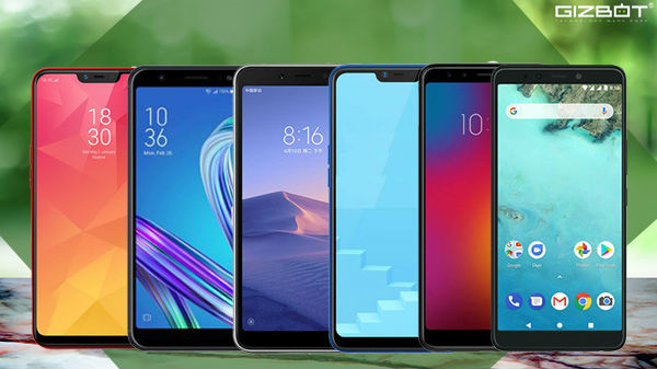 Best pocket-friendly smartphones under Rs. 10,000 launched in 2018