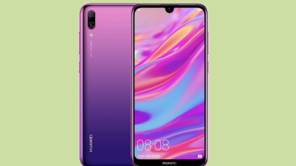 Huawei launches affordable Enjoy 9 smartphone with teardrop notch