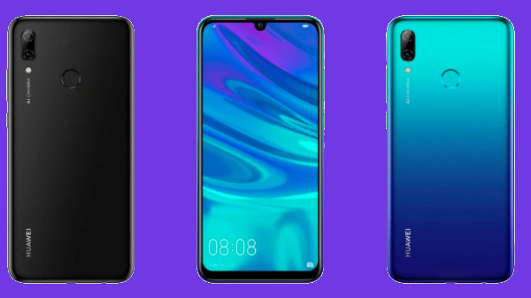 Huawei P Smart (2019) officially launched with a water drop notch