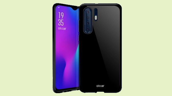 Huawei P30 Pro leaked renders reveals quad camera setup on the back