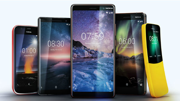 List of Best Nokia smartphones that launched in 2018