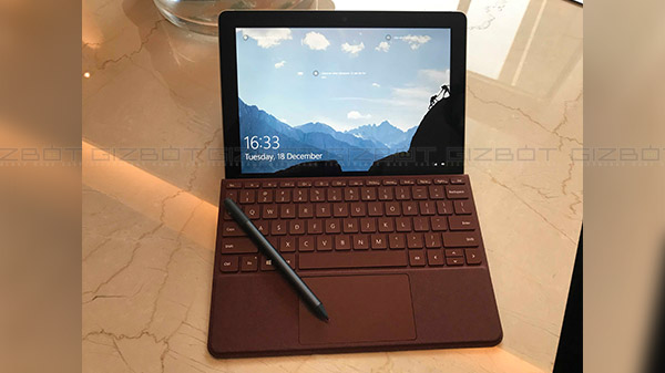 Microsoft Surface Go first impressions