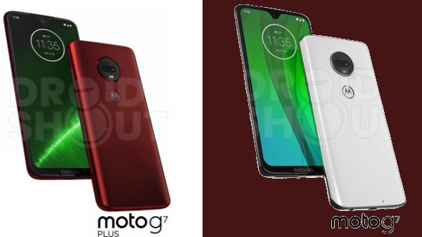 Moto G7 series of smartphones to launch before MWC 2019 in Brazil