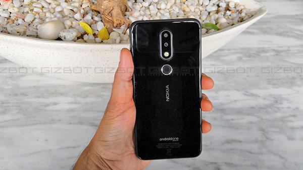 Nokia 6.1 Plus new update brings back 'hide notch' feature