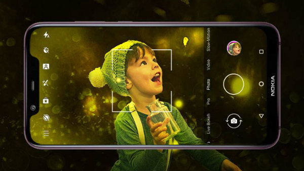 Nokia 8.1 Vs Other smartphones Under Rs 30,000