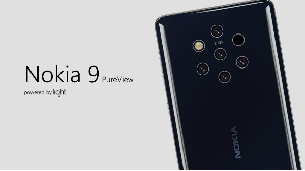 Nokia 9 PureView release delayed due to unresolved camera issue