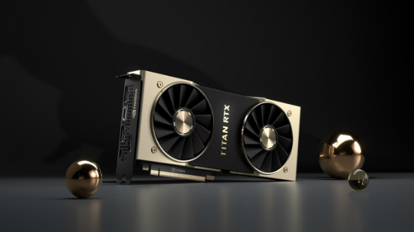 Nvidia RTX Titan, the most powerful GPU with 24 GB GDDR6 VRAM launched