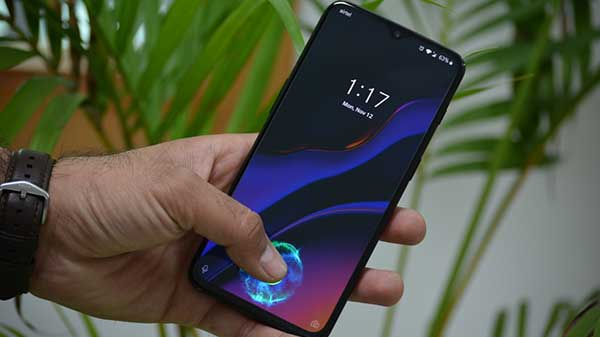 OnePlus 6T receives Oxygen OS 9.0.10 update