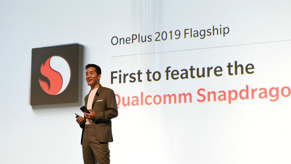 OnePlus will be the first brand to launch a phone with Snapdragon 855