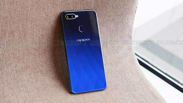 Oppo F9, F9 Pro and A83 receive up to Rs. 2,000 price cut