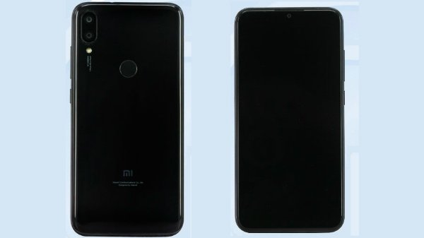Possible Xiaomi Redmi 7 Pro spotted online with 5.84-inch water-drop notch display