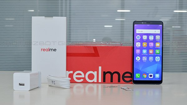Realme 1 receiving ColorOS 5.2 update