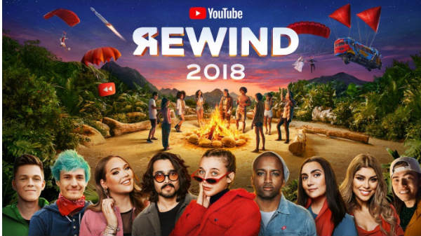YouTube Rewind 2018 turned out to be the worst rewind video ever
