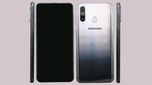Samsung Galaxy A8s with Infinity-O display gets certified