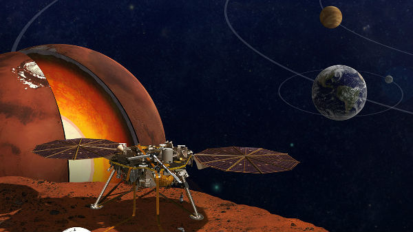 3 more Mars landers in works following InSight's touchdown