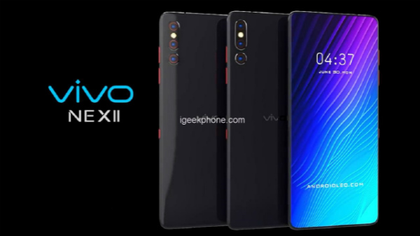 Take a look at Vivo NEX 2 concept renders