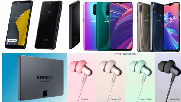 Week 48, 2018 launch round-up: ASUS Zenfone Max M2, Nokia 8.1, MeizuC9, OPPO R17, Meizu M6T and more