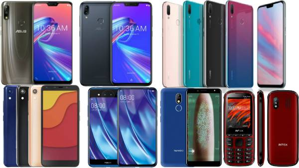 Week 49, 2018 launch roundup: Huawei Enjoy 9, Nokia 8.1, Vivo NEX, ASUS Zenfone Max M2 and more
