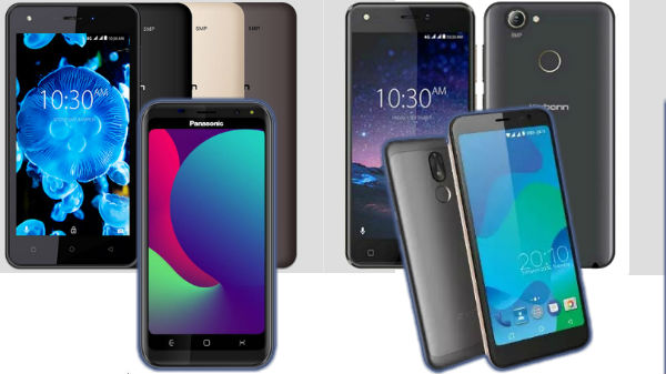 Best smartphones with fingerprint sensor under Rs. 5,000