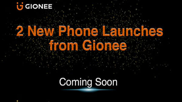 Gionee to bring two new smartphones in India, teases launch on Flipkart