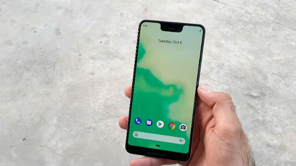 Google Pixel 4 revealed in patents, bezel-less display, front-firing speakers likely
