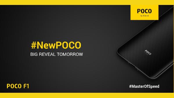 Xiaomi to launch a New Poco in India: Possible Poco F2?