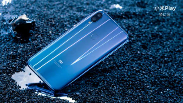 Xiaomi Mi Play with waterdrop notch and AI dual cameras announced