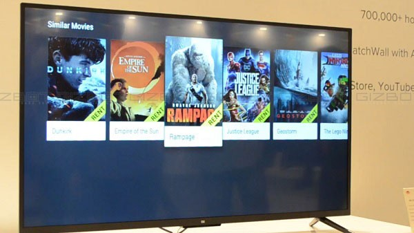 Xiaomi Mi TV 4A Pro 49 receives a major software update