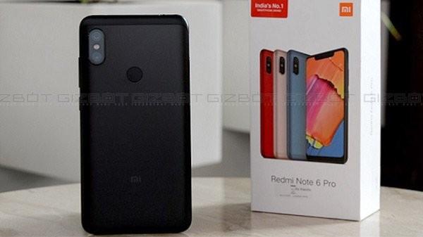 Xiaomi Redmi Note 6 Pro MIUI 10 update starts rolling out