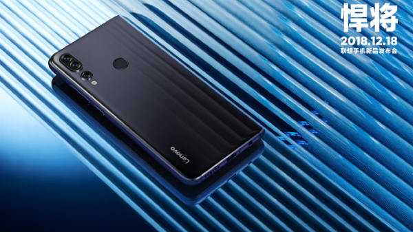 Lenovo z5s with triple camera setup will run on the Qualcomm Snapdragon 710 SoC