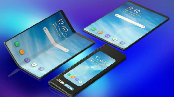 Samsung foldable phone likely to feature a whopping 6,000mAh battery