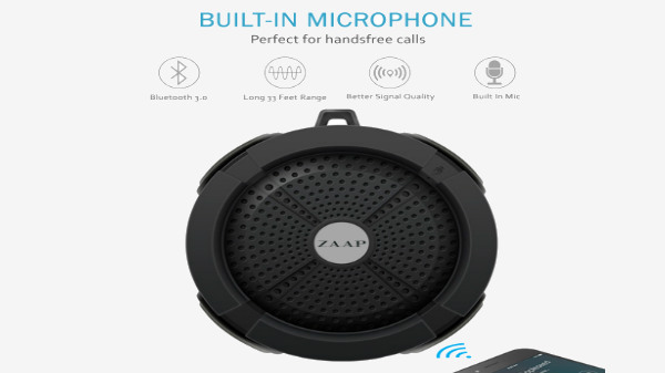 ZAAP AQUA Bluetooth speakers with IP67 rating launched in India