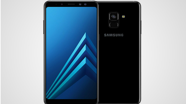 Samsung Galaxy A8 (2018) with Android 9 Pie appears online