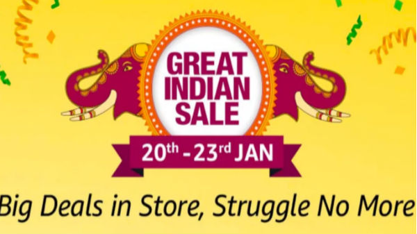 Amazon Great Indian Sale to debut on January 20