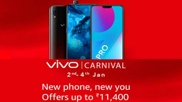 Amazon Vivo Carnival offers: Get price cut and discounts on Mobiles