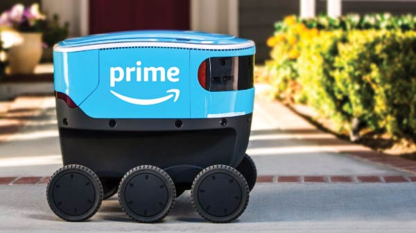 Amazon introduces its first delivery robot Scout: All you need to know