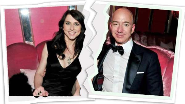 Here's how Jeff Bezos divorce with MacKenzie will affect Amazon